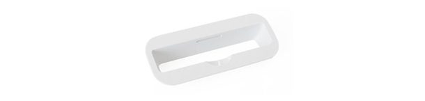 MacGizmo Universal Dock Adapter for iPhone4 3Pack/White